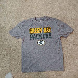 Youth 14/16 NFL Apparel Green Bay Packer tshirt